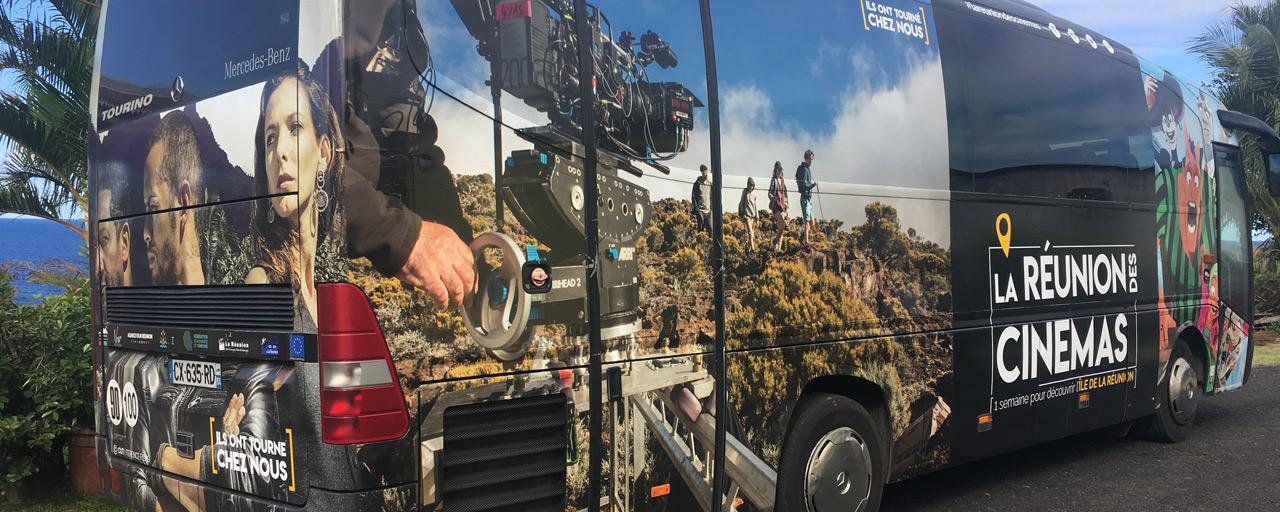 Terre d'images et de tournages : venez filmer le monde à La Réunion !