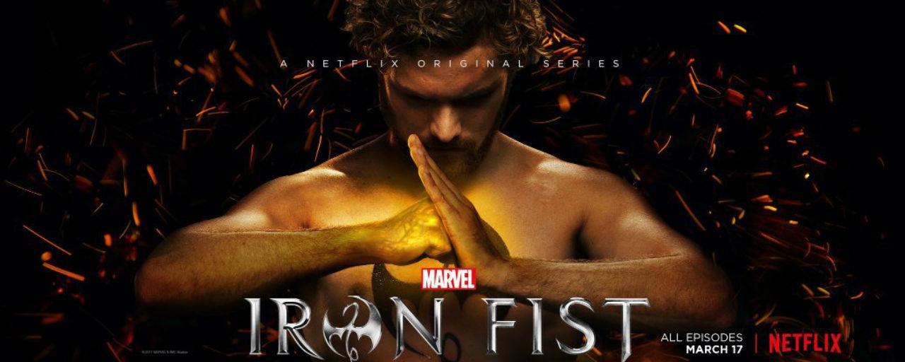 Iron Fist est annulée par Netflix après deux saisons
