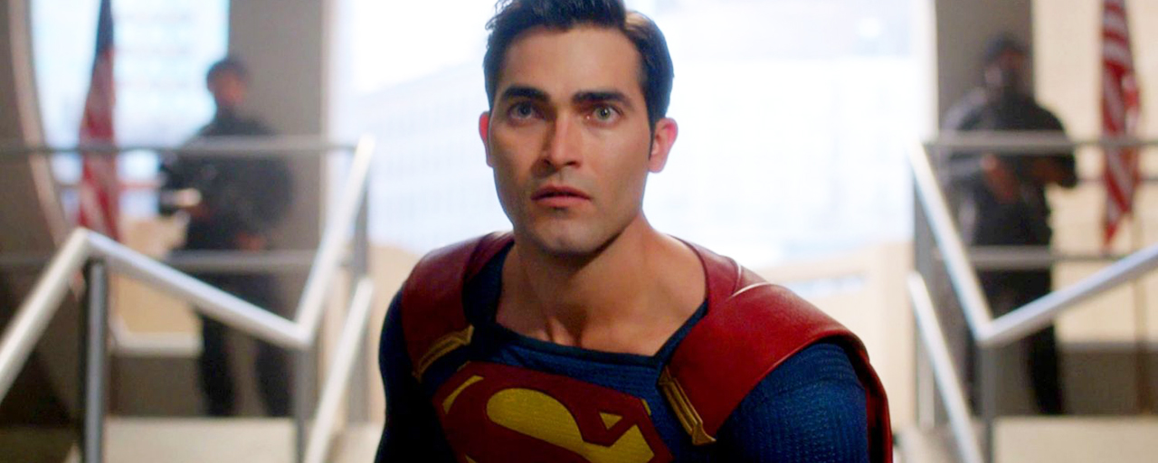 Arrowverse : bientôt une série consacrée à Superman sur la CW ?