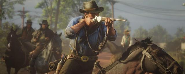 Red Dead Redemption II : la bande-annonce de lancement