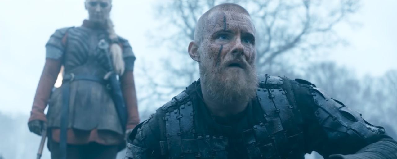 Vikings saison 5B : les héros plongent dans les ténèbres dans le nouveau teaser