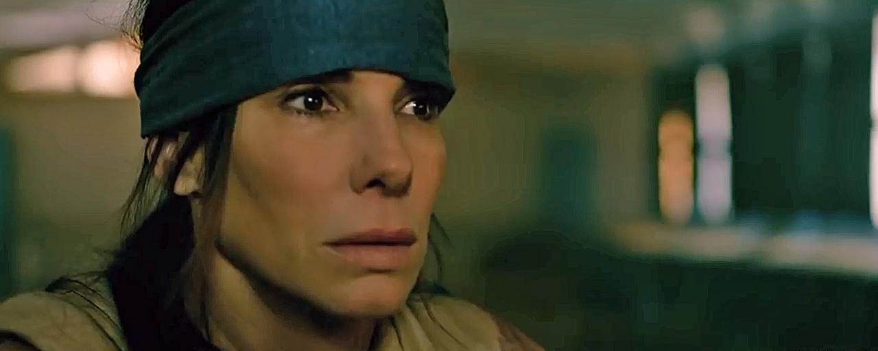 Nouvelle bande-annonce Bird Box : Sandra Bullock prête à tout pour sauver ses enfants de créatures mortelles