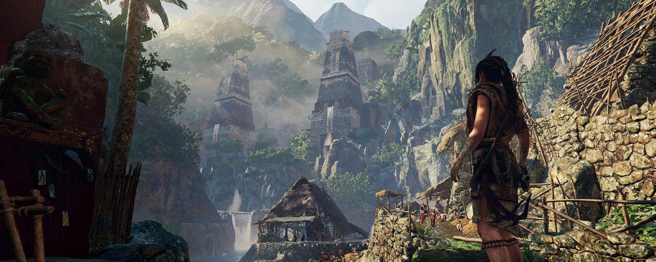 Shadow of the Tomb Raider : un sublime changement dans la continuité pour Lara Croft