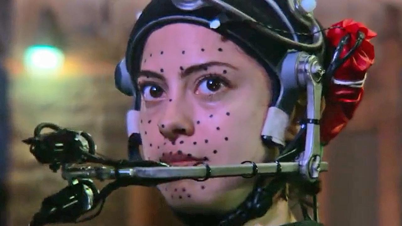 Alita : Battle Angel : dans les coulisses de la performance capture