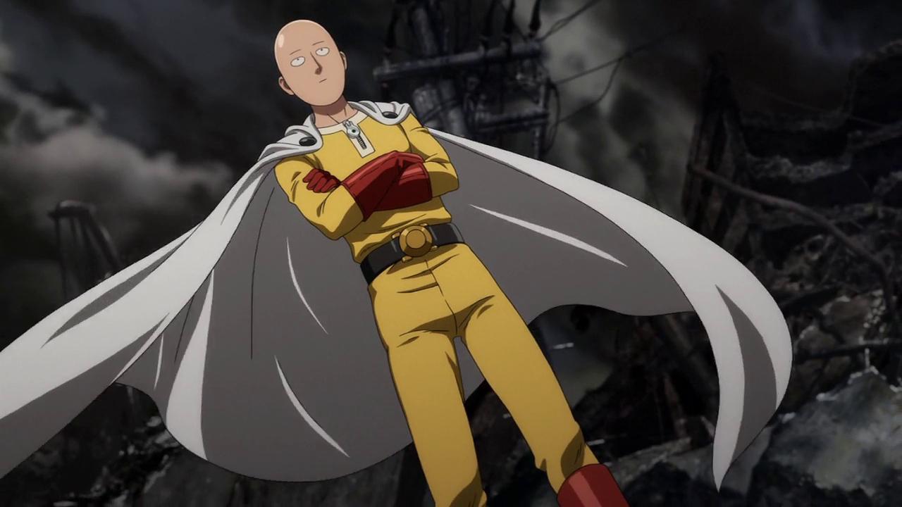 One Punch Man saison 2: Saitama et Genos de retour en avril sur ADN