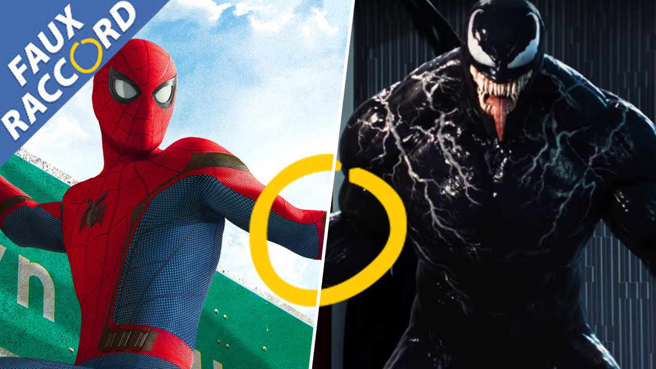 Faux Raccord : les gaffes et erreurs de Spider-Man & Venom
