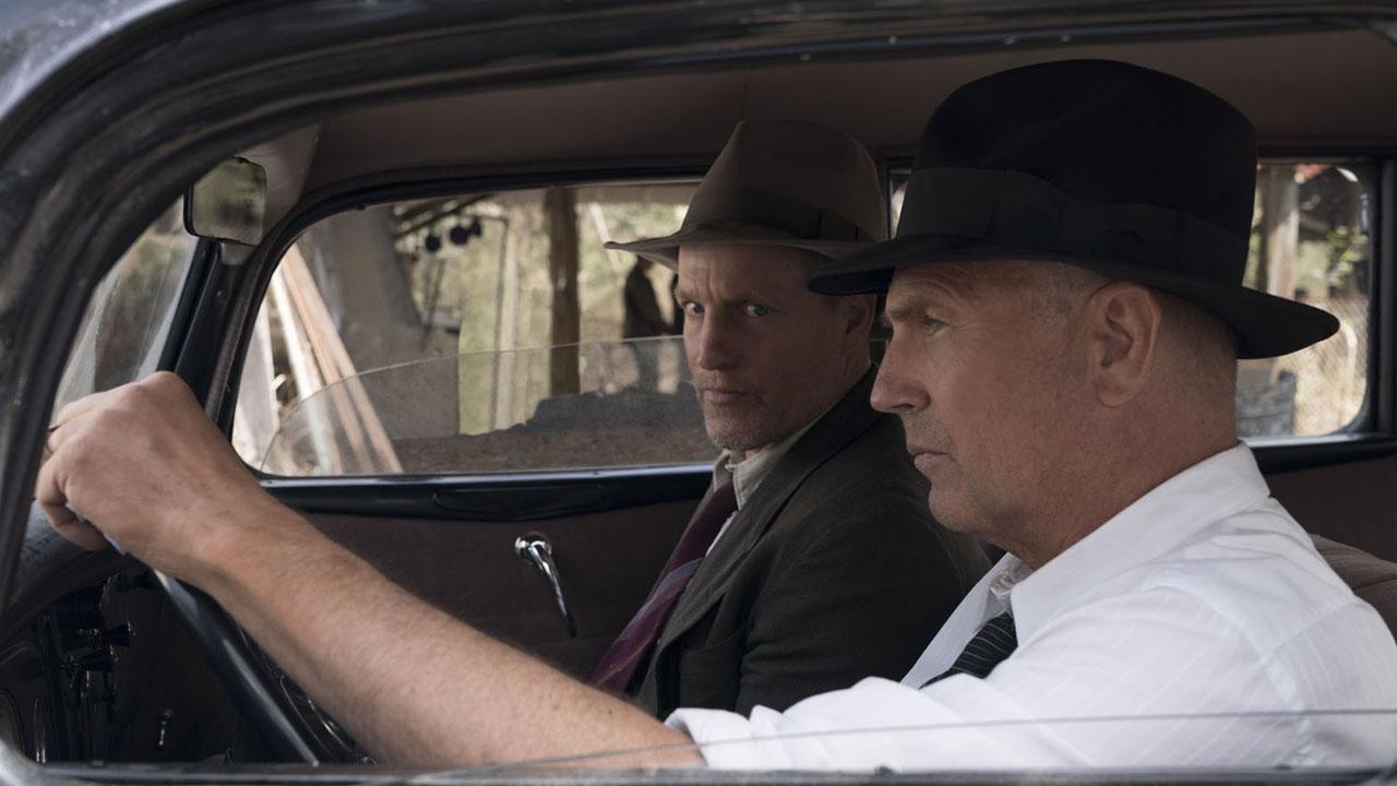 Kevin Costner et Woody Harrelson traquent Bonnie & Clyde, Taron Egerton en Elton John, ... Les bandes-annonces à ne pas rater