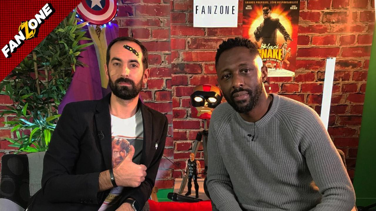 FanZone #797 : Black Snake s'invite dans l'émission