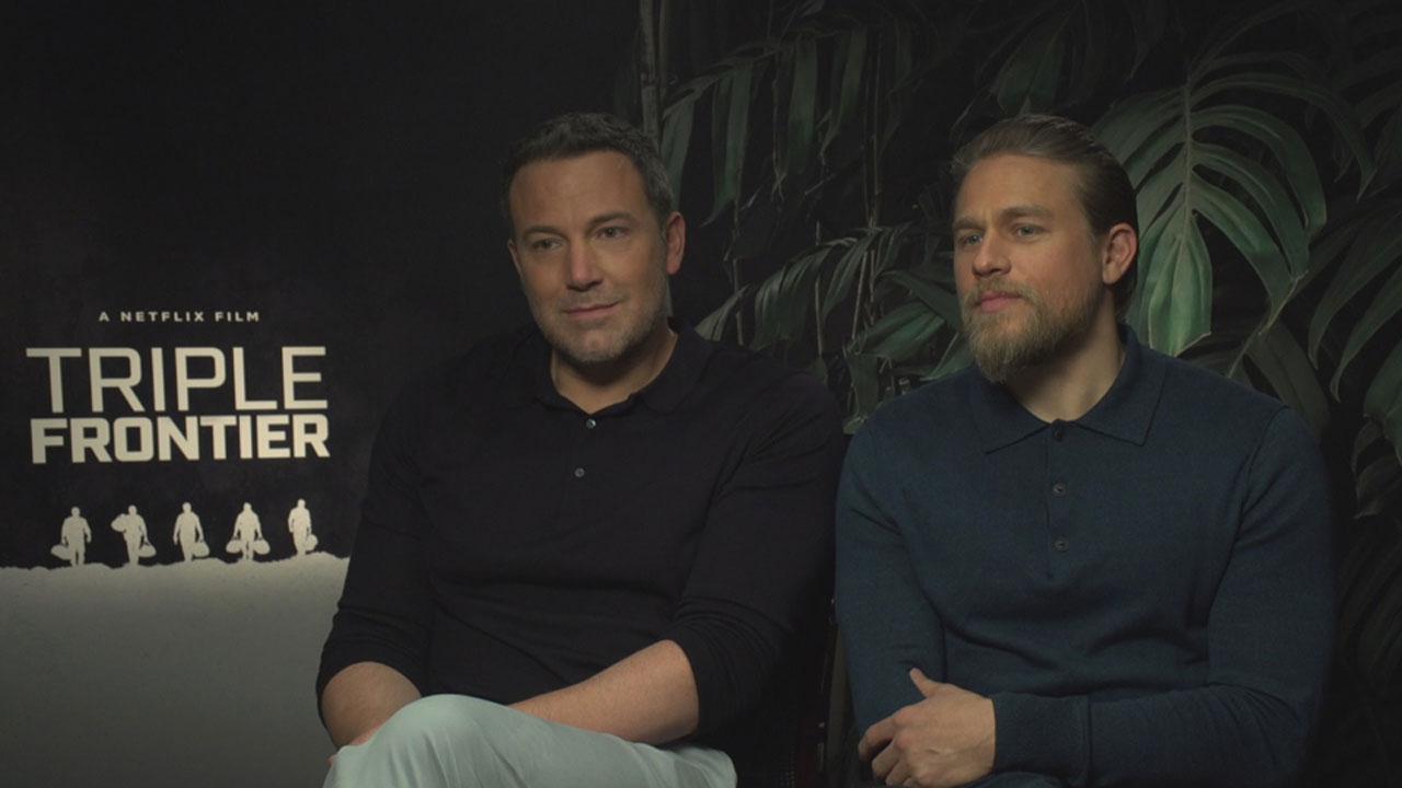Triple Frontière : un film de braquage pas comme les autres selon Ben Affleck et Oscar Isaac [INTERVIEW]