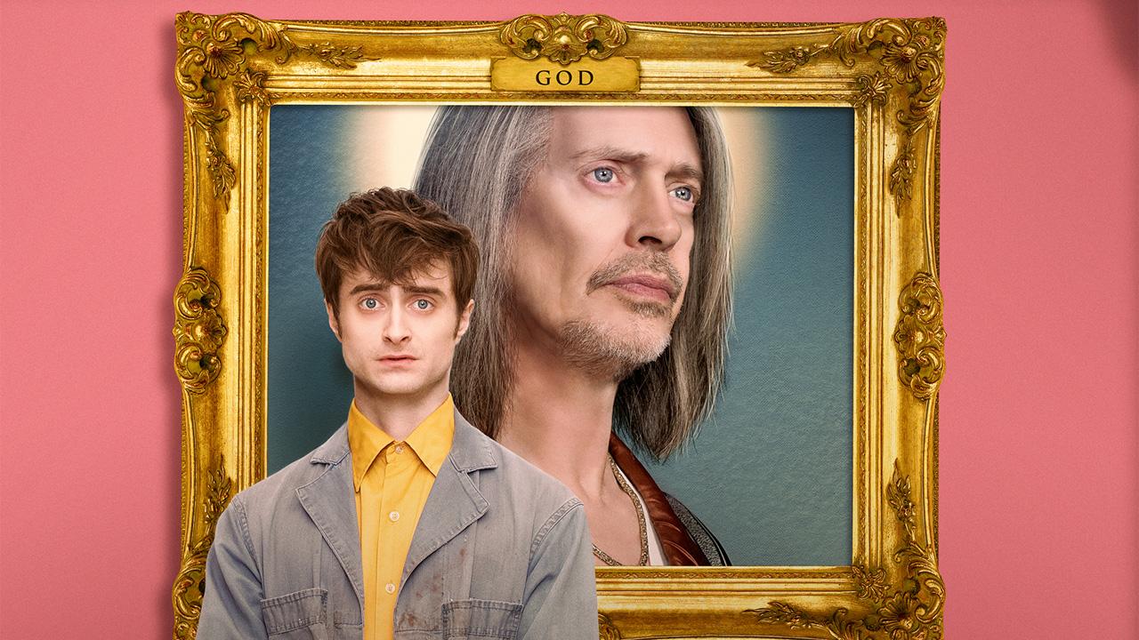 Miracle Workers : on était sur le tournage de la série avec Daniel Radcliffe