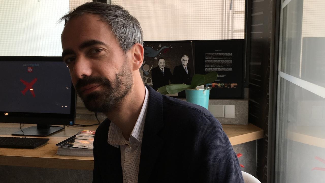 Cannes 2019 - Rencontre avec Jean-Baptiste de Laubier (Para One), compositeur de Portrait de la jeune fille en feu