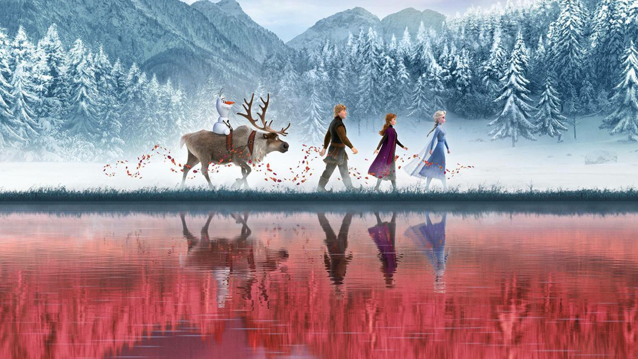 La Reine des neiges 2, la suite de Shining, Jean Dujardin chez Polanski... Les photos ciné de la semaine