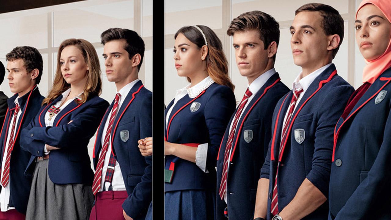 Elite : la saison 2 en septembre sur Netflix