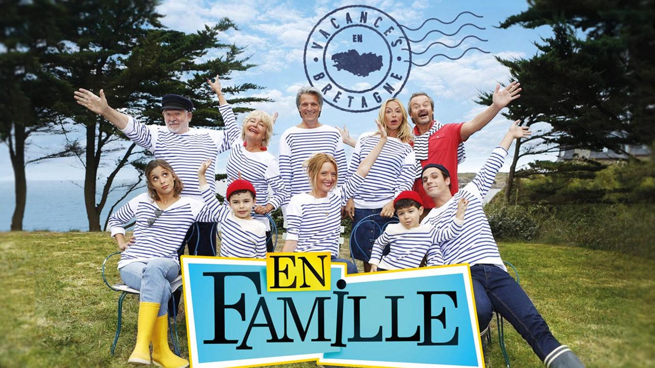 """En famille : M6 annonce la nouvelle date de diffusion du prime """"Vacances en Bretagne"""""""
