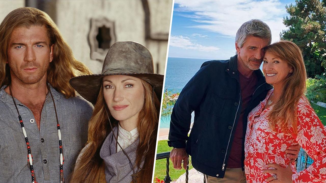 Docteur Quinn : 20 ans après, les retrouvailles de Jane Seymour et Joe Lando en photo