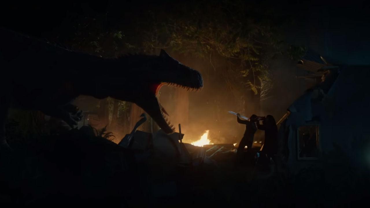 Court métrage Jurassic World : tous les dinosaures de Battle at Big Rock !