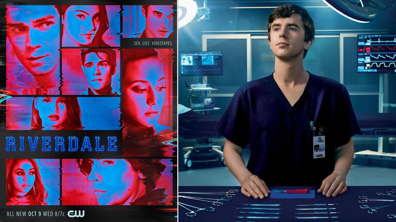 Riverdale, Good Doctor, Murder... Les affiches séries de la semaine !