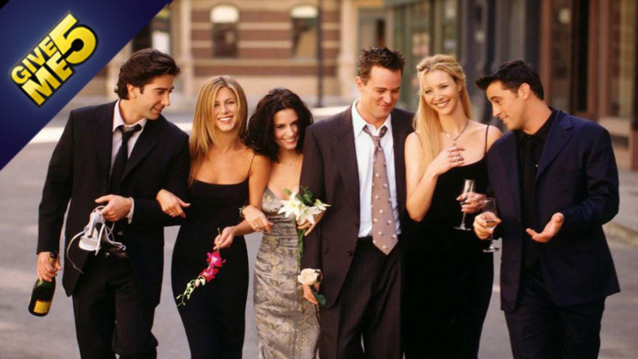 Friends : la fontaine, les guests, le 7e copain... Tout ce qu'il faut savoir sur la célèbre série
