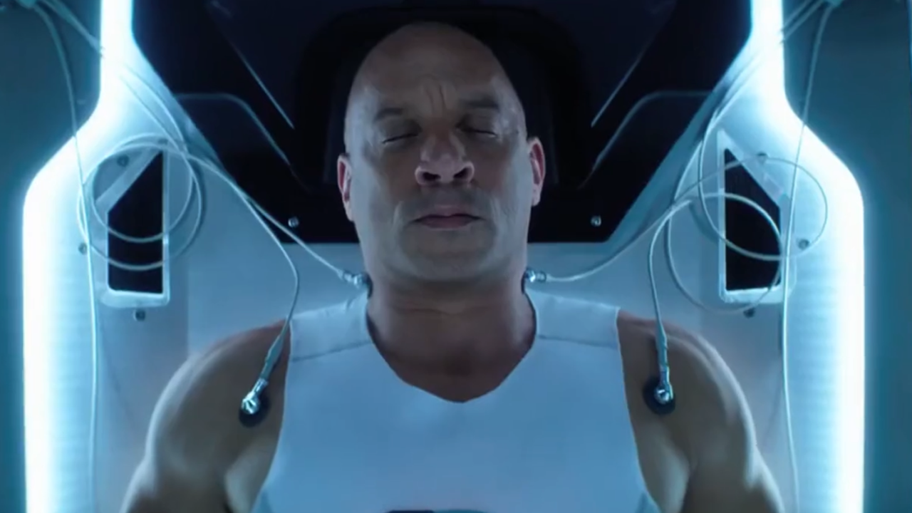 Vin Diesel : avant Fast & Furious 9, la bande-annonce de Bloodshot