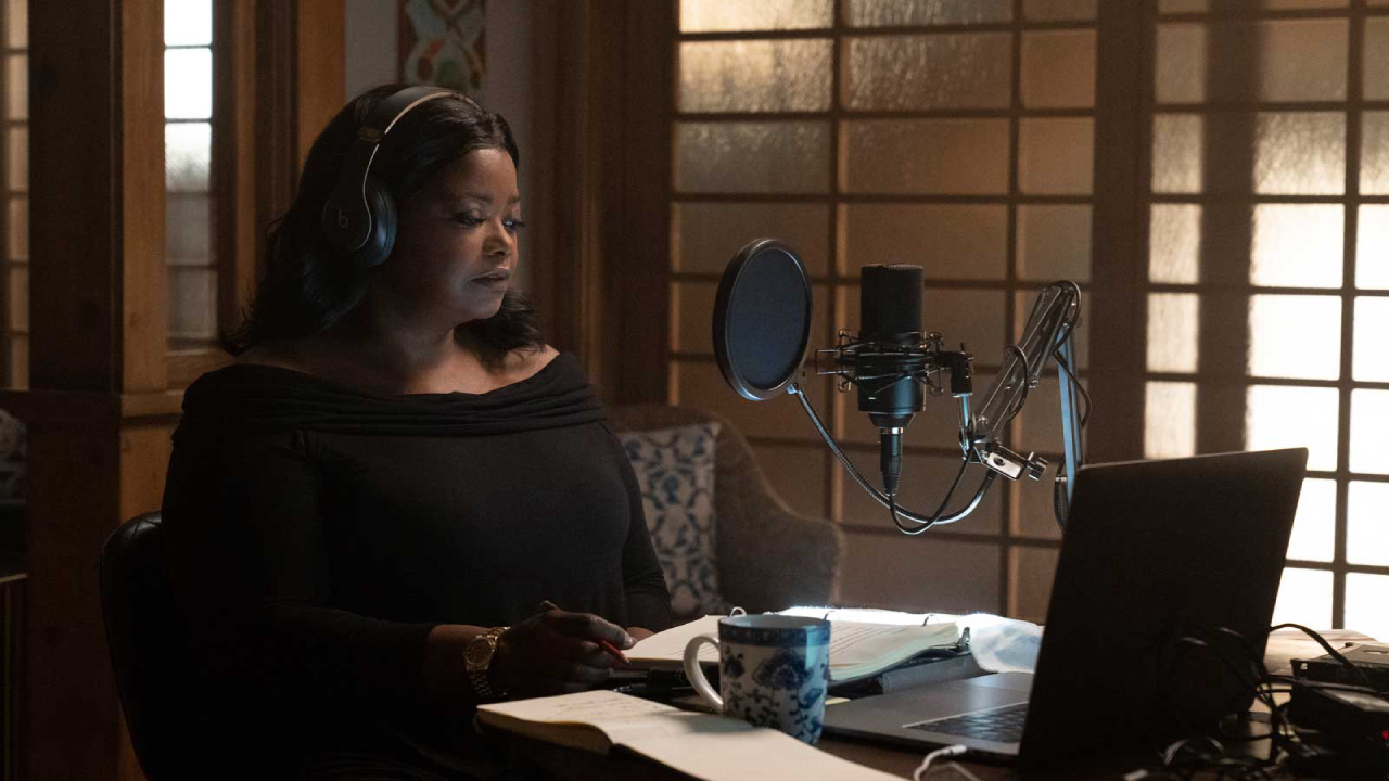 Truth Be Told  : que vaut le thriller d'Apple TV+ avec Octavia Spencer et Aaron Paul ?