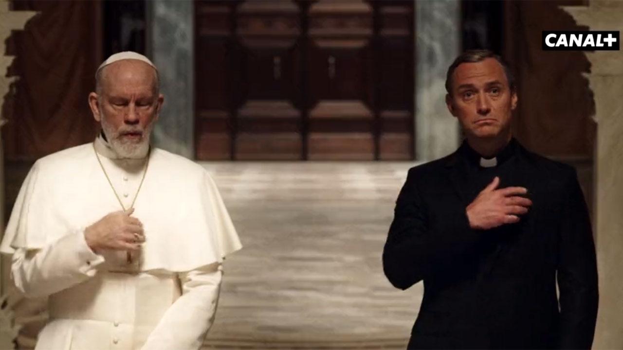 The New Pope : une date pour la série Canal+ avec Jude Law
