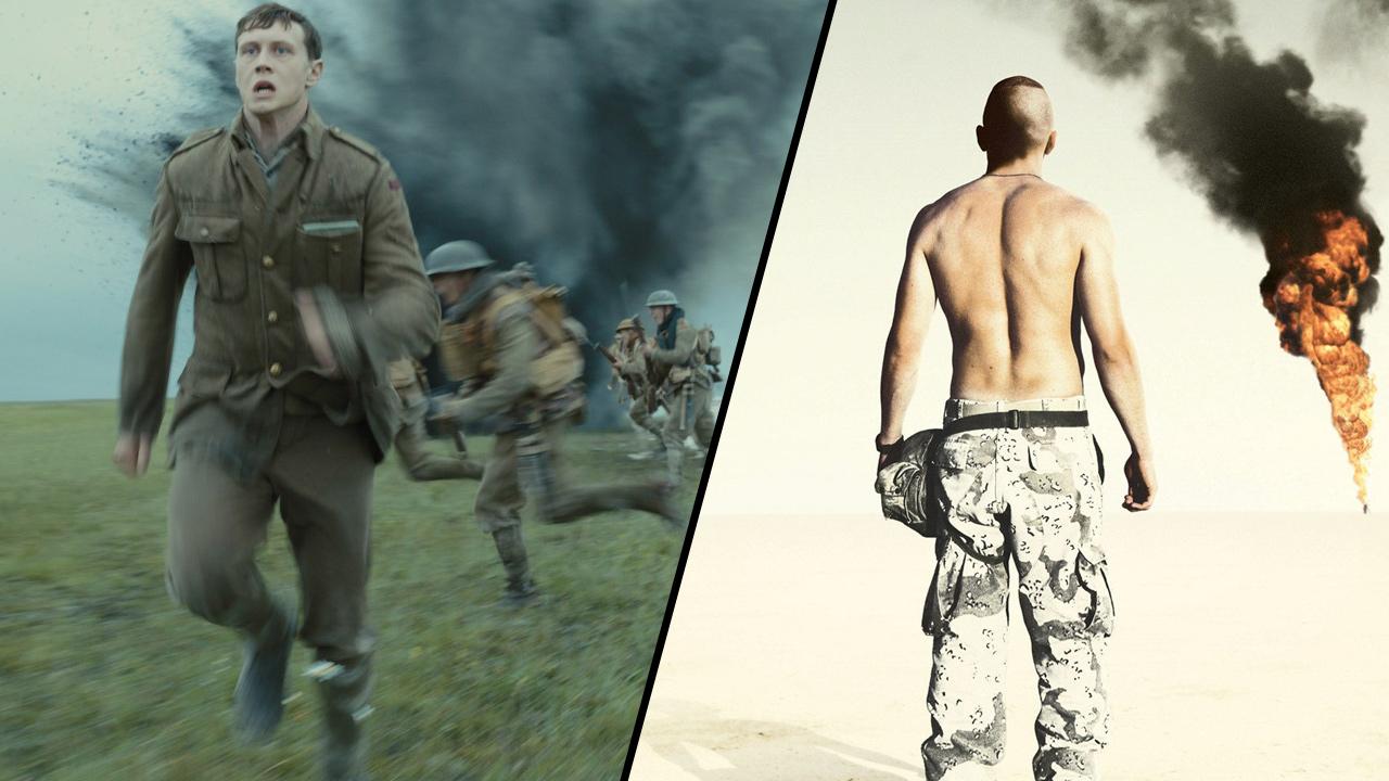 1917 & Jarhead : comment les deux films de guerre de Sam Mendes se répondent