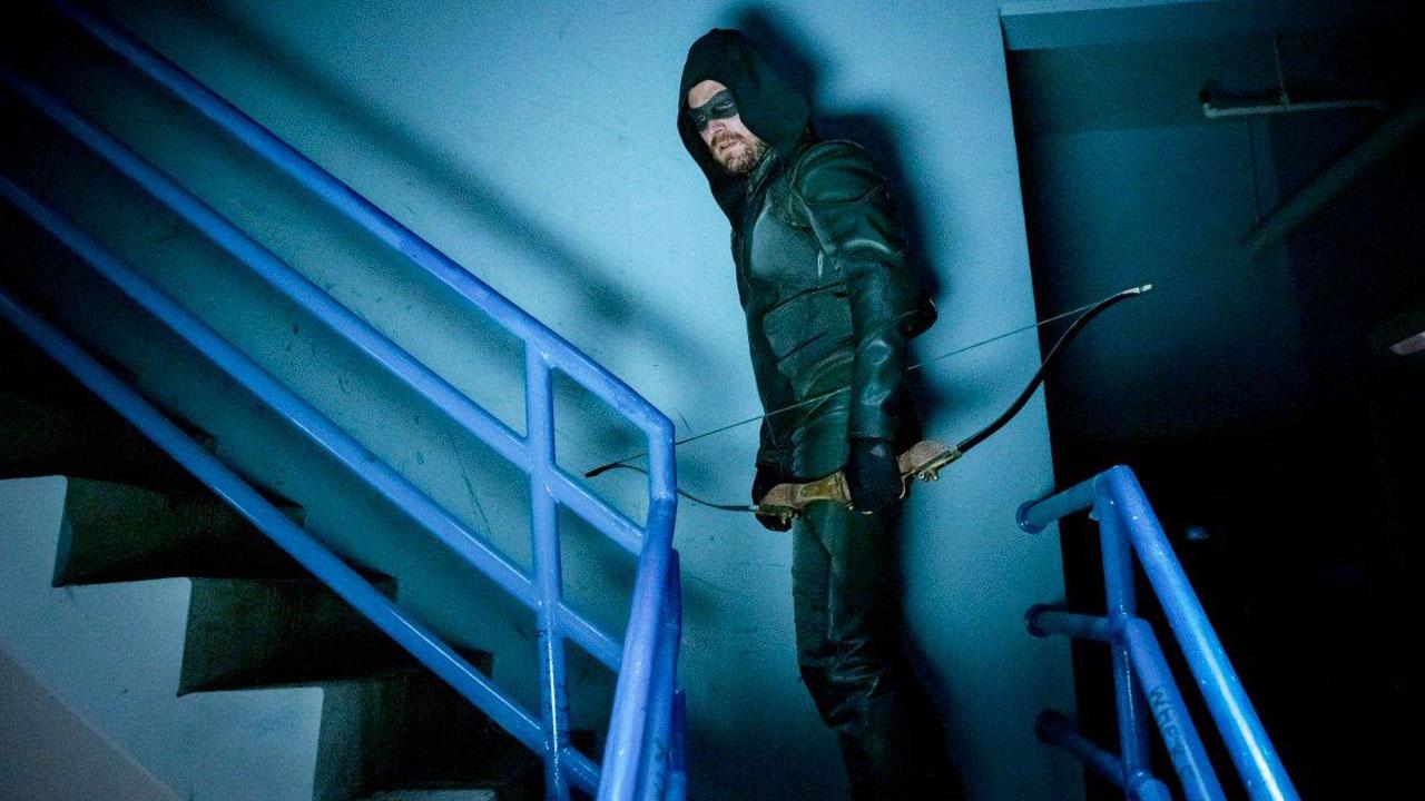 Arrow : le retour d'un personnage annoncé dans les premières photos du final