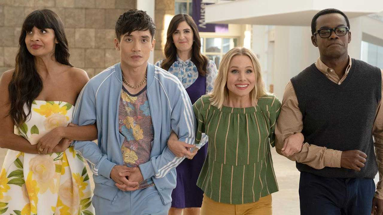 The Good Place c'est fini, comment se termine la série Netflix ?