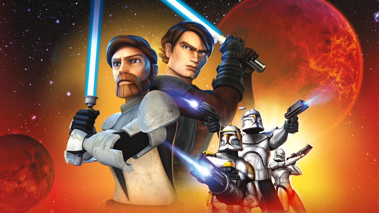 Clone Wars : à quoi ressemblent les héros de Star Wars dans la série animée ?