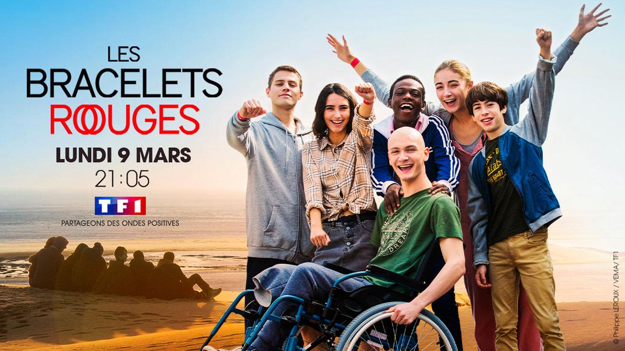 Séries et films sur TF1 en mars 2020 : Les bracelets rouges, Grey's Anatomy, Profilage...