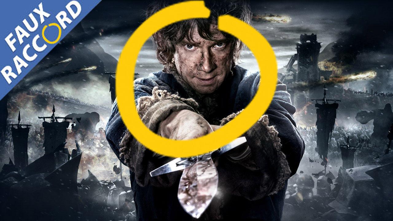 Faux Raccord Le Seigneur des Anneaux : toutes les erreurs du Hobbit !