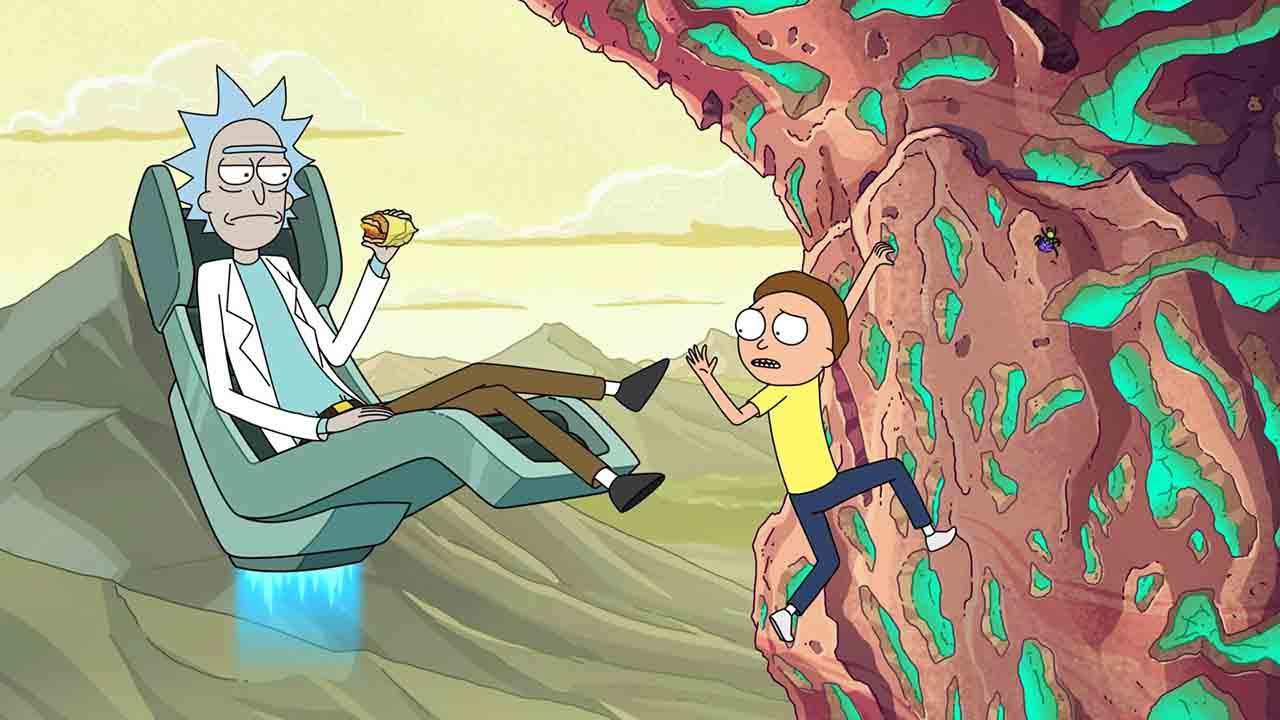 Rick et Morty : le créateur a recyclé un épisode de Community abandonné !