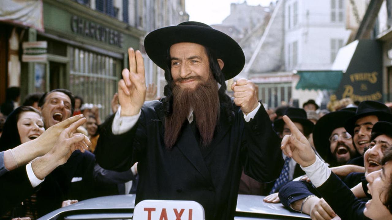 Gérard Oury - de Funès sur France 3 : savez-vous que la scène de danse de Rabbi Jacob a été improvisée ?