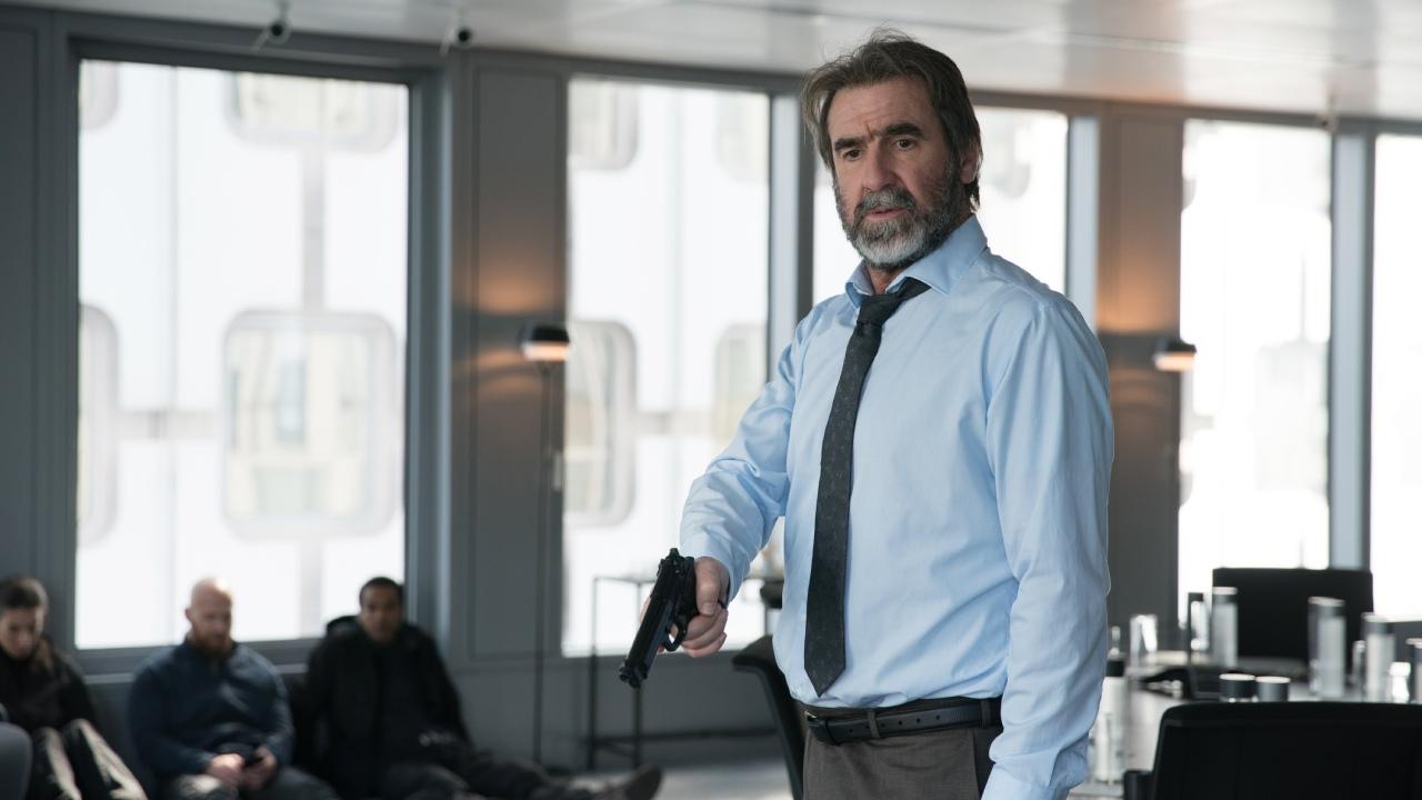 Dérapages (Netflix) : Eric Cantona a failli ne pas jouer dans la série