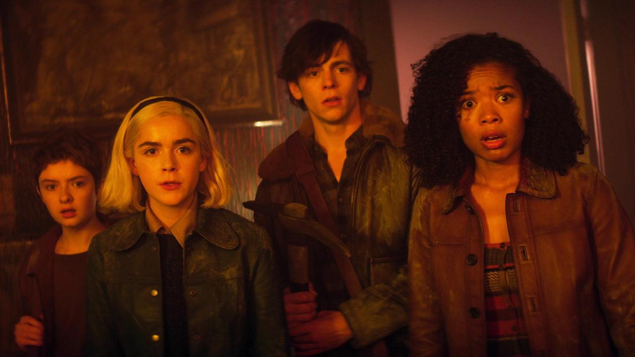 Sabrina (Netflix) : un crossover avec Riverdale était prévu dans la saison 5 !