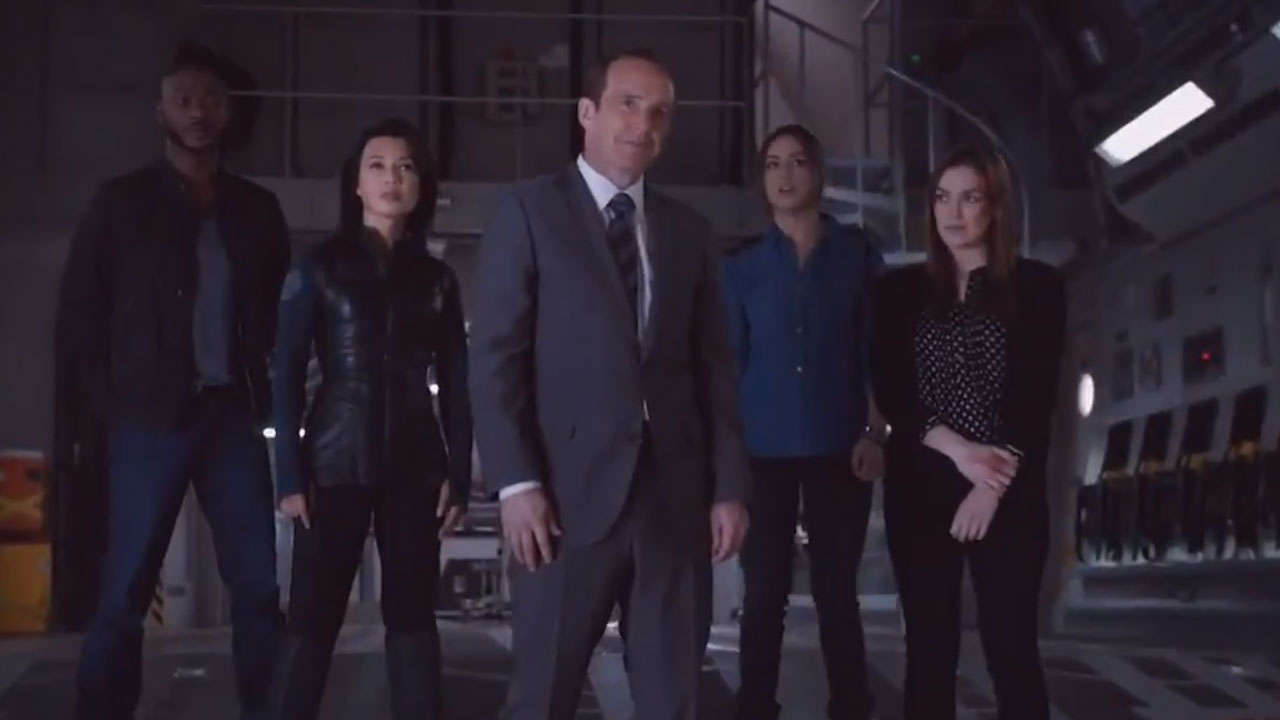 Agents of SHIELD : la bande-annonce du final de la série Marvel