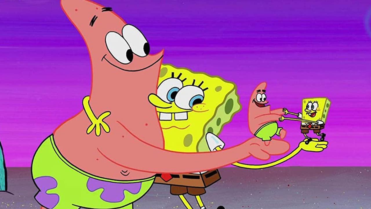 Bob l'éponge : bientôt un spin-off sur Patrick l'étoile de mer ?