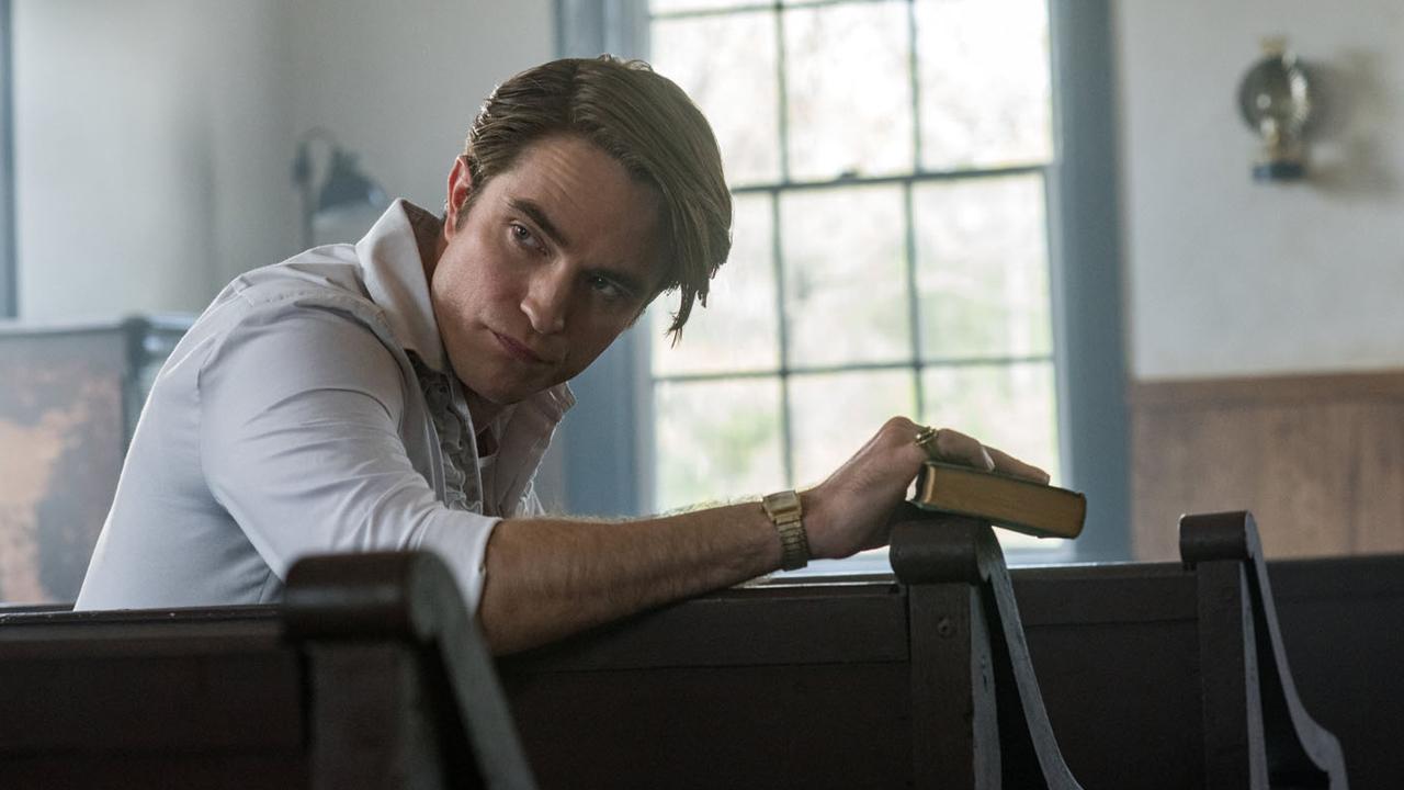 Le Diable, tout le temps sur Netflix : Robert Pattinson (encore) moqué pour son accent