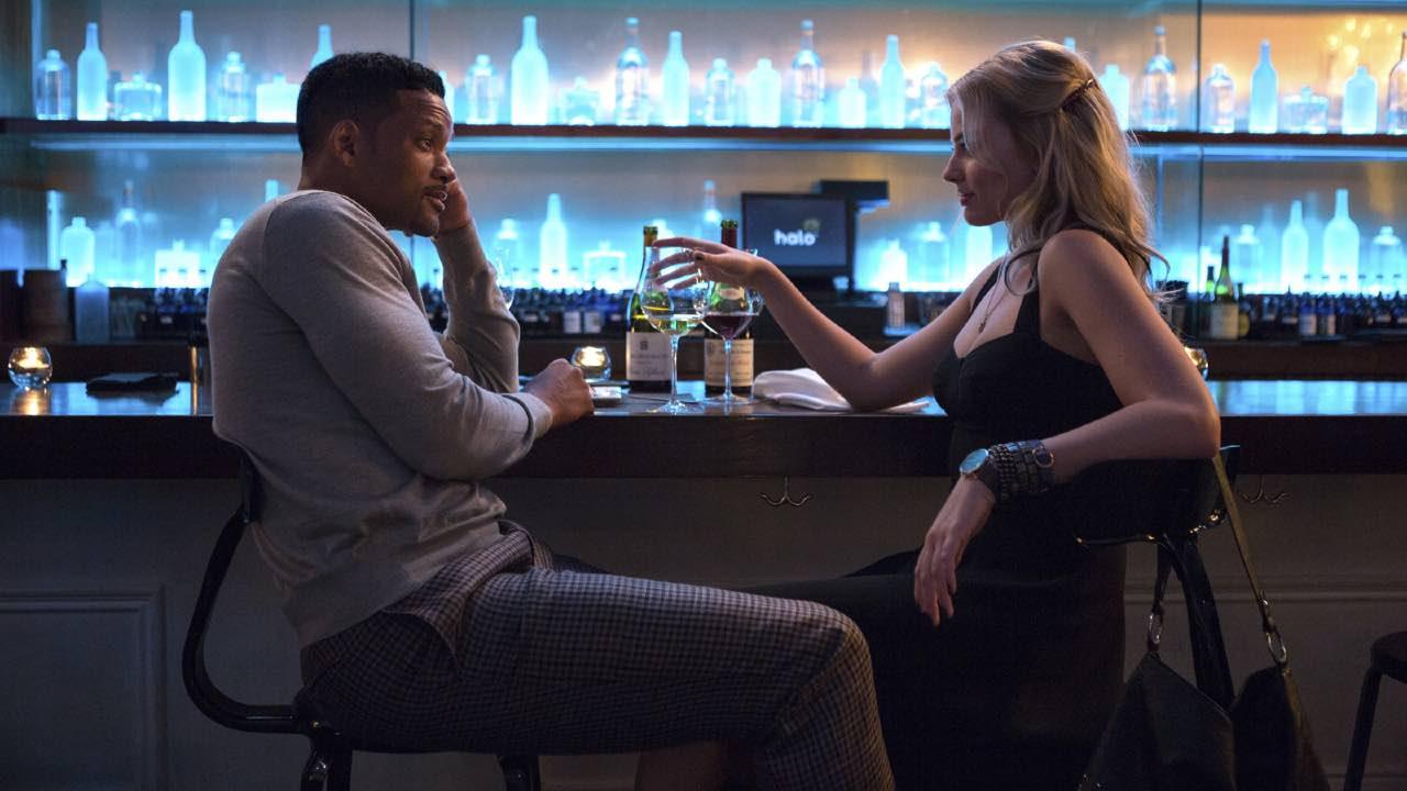 Diversion sur France 2 : le film n'était pas prévu pour Will Smith et Margot Robbie