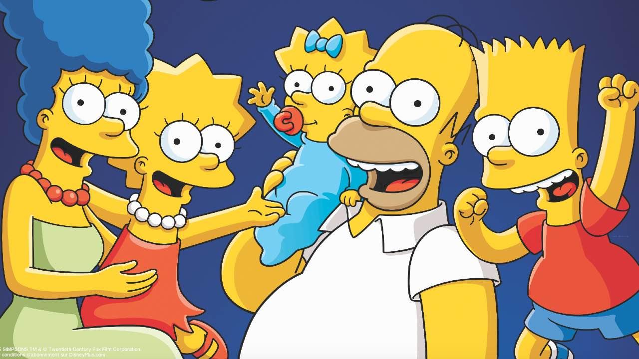 Les Simpson : la saison 31 en exclusivité sur Disney+ en octobre