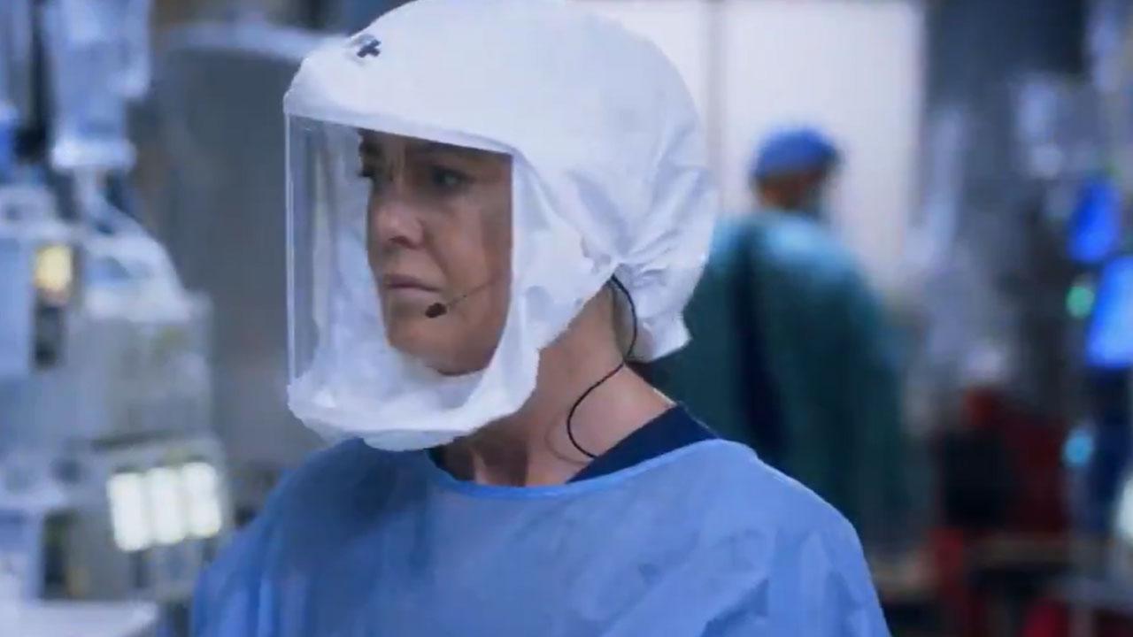 """Grey's Anatomy saison 17 : premier teaser en mode pandémie pour le retour """"choquant"""" de la série"""