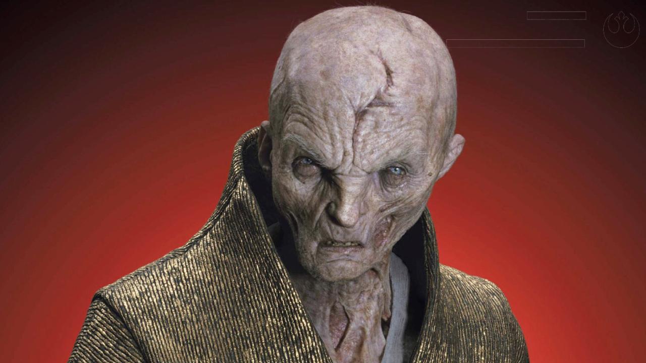 The Mandalorian : les origines du Snoke de Star Wars révélées ?