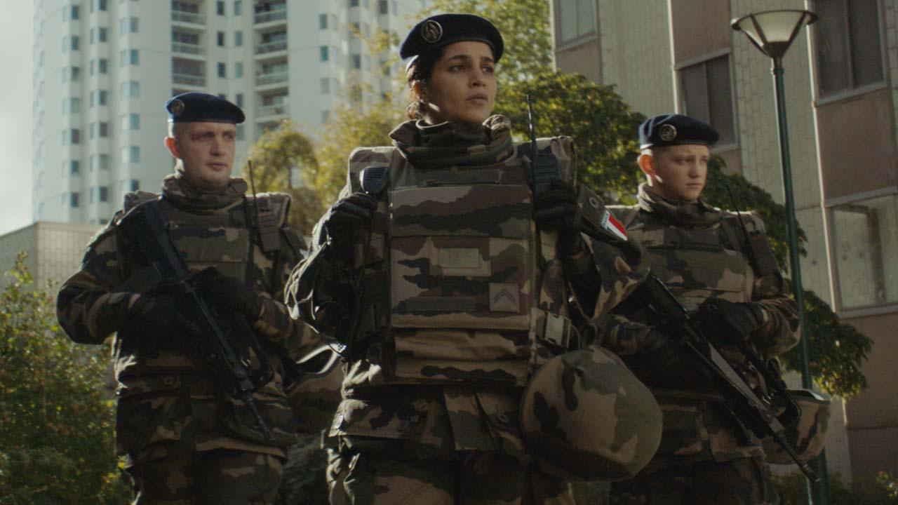Teaser La Troisième Guerre : Anthony Bajon et Leïla Bekhti dans un film sur l'opération Sentinelle
