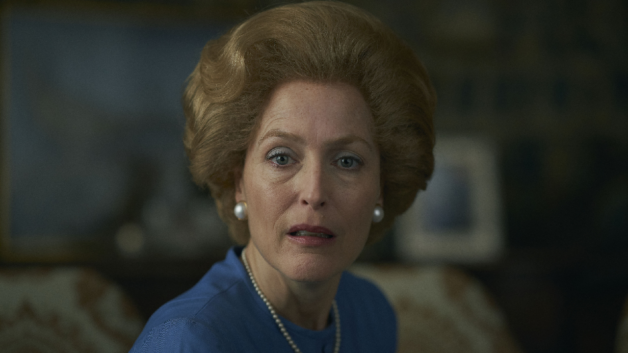 Après The Crown, Gillian Anderson sera Eleanor Roosevelt dans The First Lady