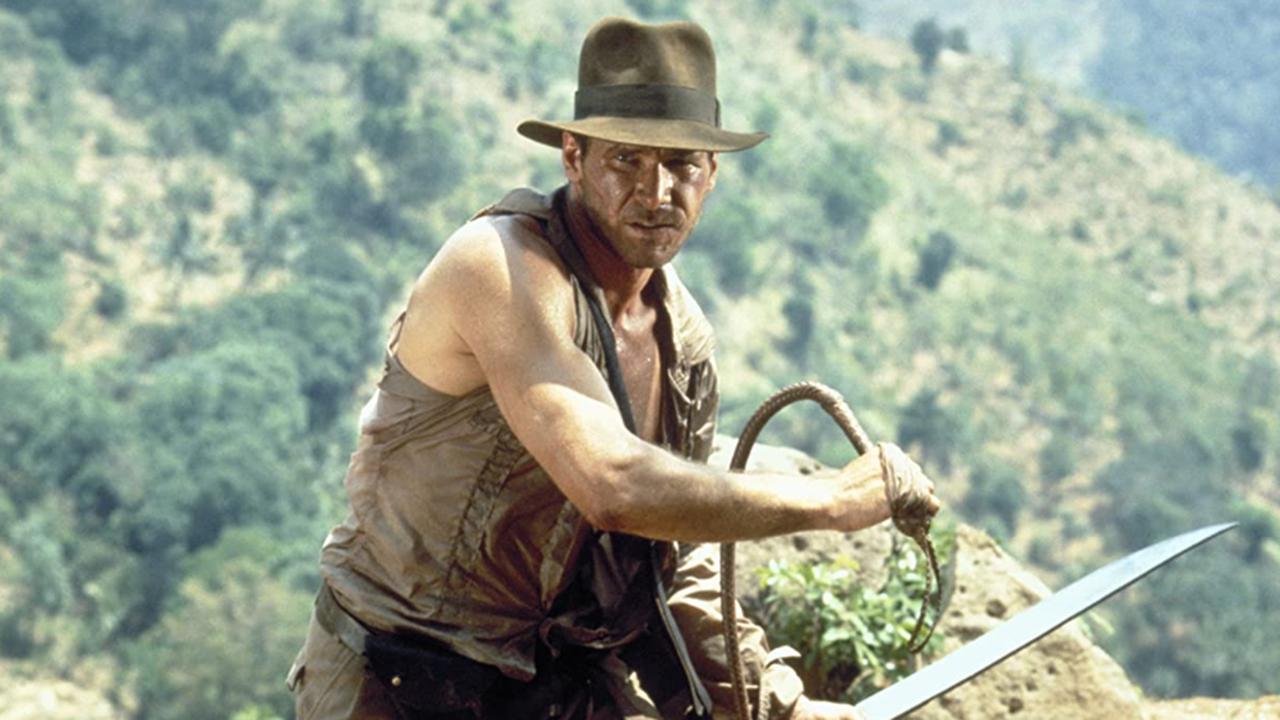 Indiana Jones et le Temple Maudit : trois des personnages ont des noms... de chiens !