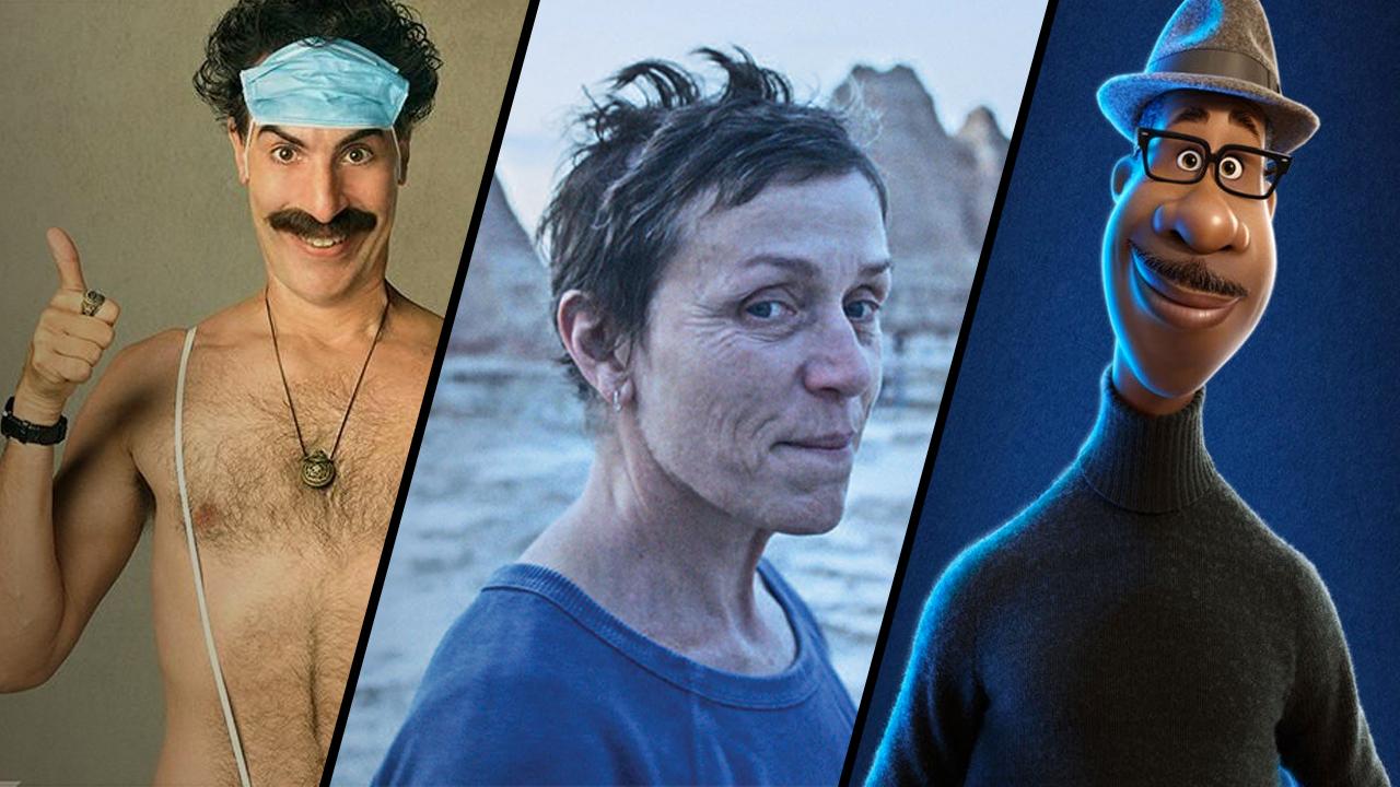 Golden Globes 2021 : Nomadland, Borat 2, Soul et la diversité au palmarès