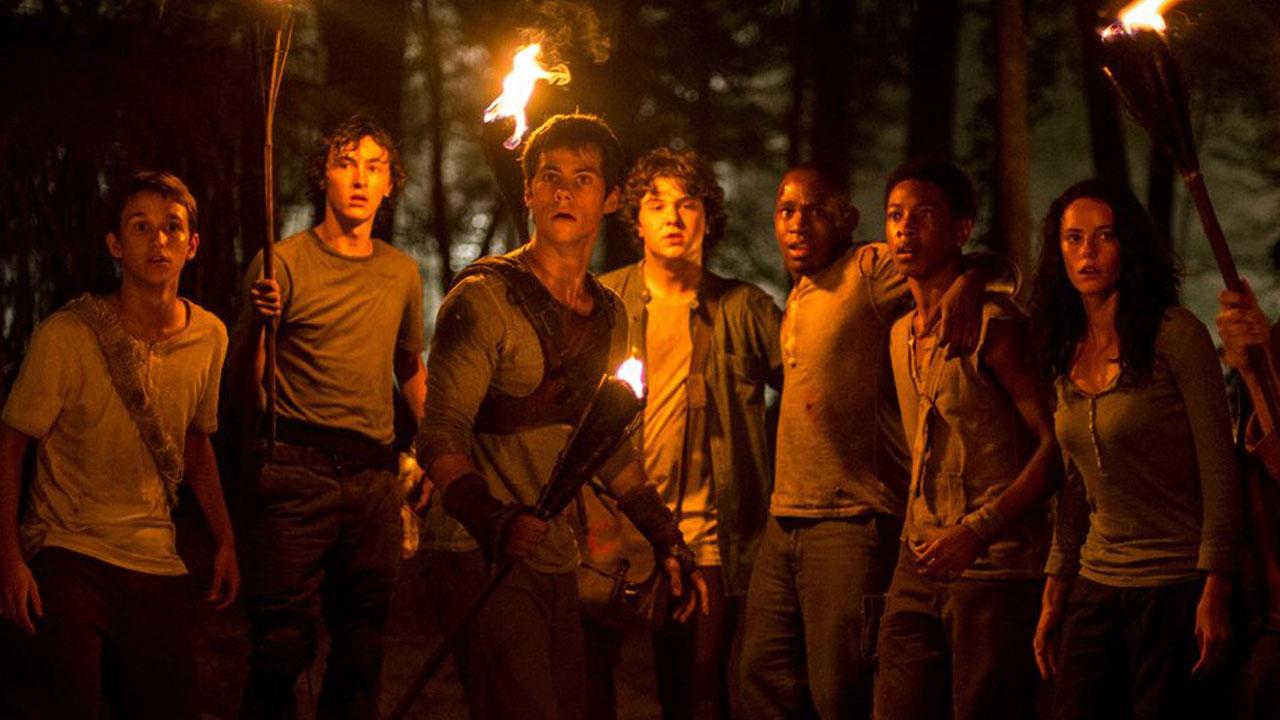 Le Labyrinthe sur TF1 : Dylan O'Brien et les acteurs ont suivi un stage de survie