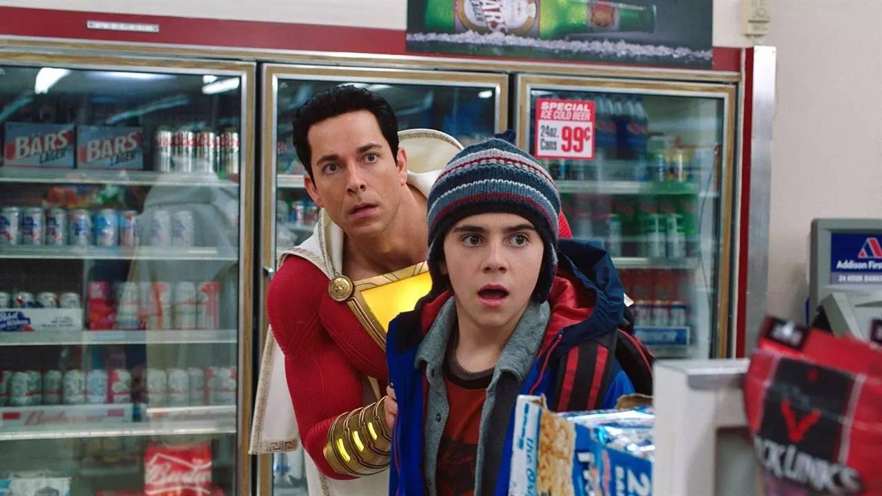 """Shazam 2 sera """"plus drôle que le premier"""" selon Jack Dylan Grazer"""