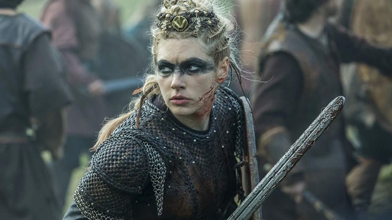 Vikings sur Netflix : le visage d'une femme guerrière reconstitué pour la première fois