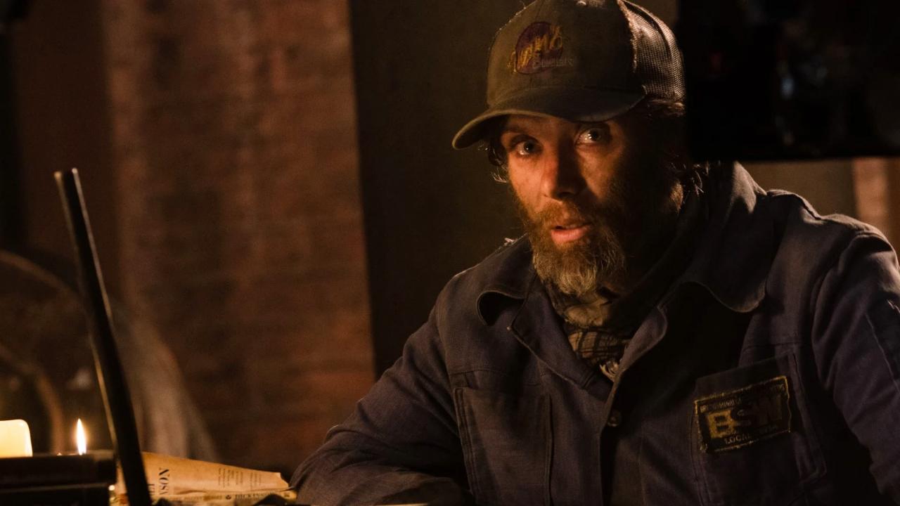 """Sans un bruit 2 par Cillian Murphy : """"C'était agréable de faire un film pas uniquement basé sur les dialogues"""""""